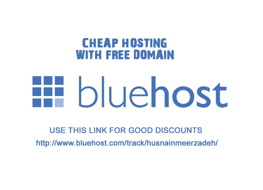 cheapest hosting blue host