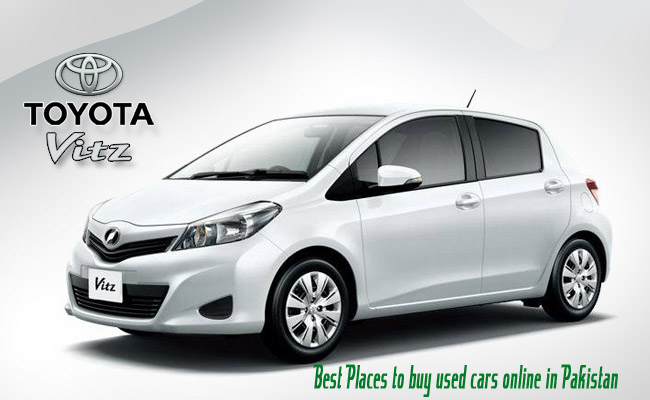2014 Toyota Corolla For Sale >> Best places to buy sasti cars online in Pakistan ...