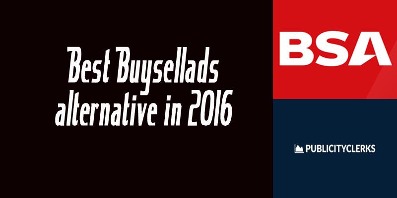 best buysellads alternatives in 2016