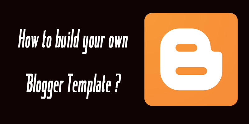 how to create your own template