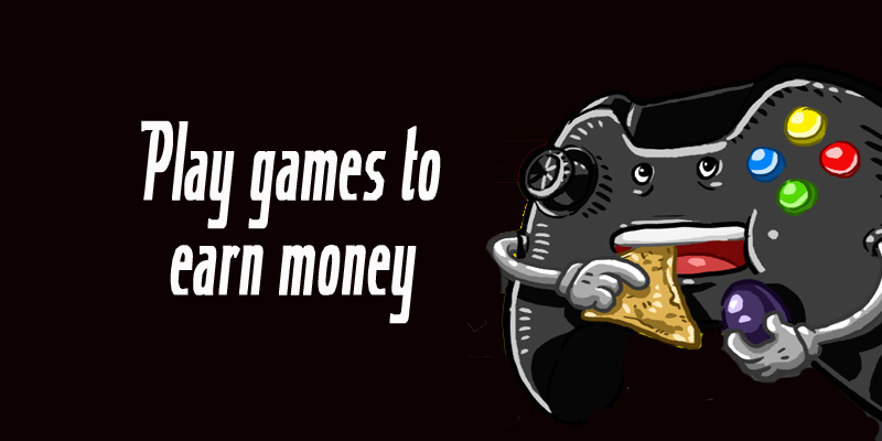 play games and earn money