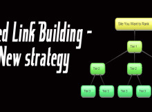 tiered link building new strategy