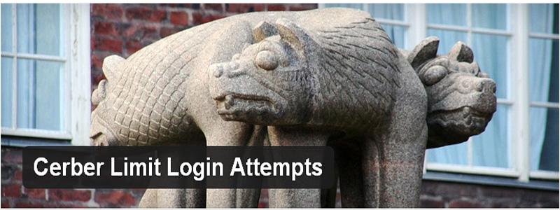 Cerber Limit Logins