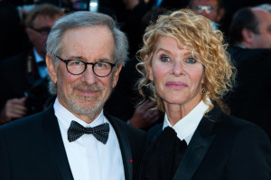 Kate Capshaw & Steven Spielberg net worth
