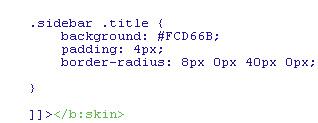 save css code