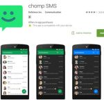 Chomp sms - texting apps that use emojis