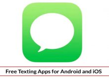 Free Texting Apps for Android and iOS