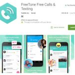 FreeTone Free Calls & Texting - texting apps with free phone number