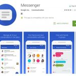 Google Messenger - best free text apps for android and ios