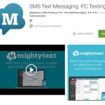 SMS Text Messaging -PC Texting - texting apps for chromebook