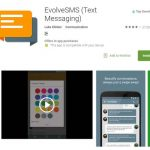 evolve sms - free sms apps