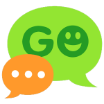 go sms pro - free texting apps for android