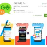 Go SMS Pro - Texting Apps for Android