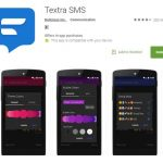 textra sms - best free text apps