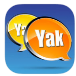 yak messenger -- text apps for android and ios