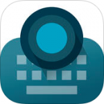 Fleksy Keyboard - android phone with keypad