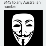 SMS Anonymous -- free texting websites