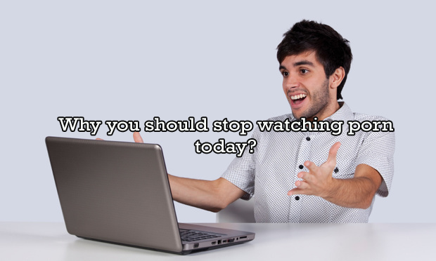 stop watching porn today