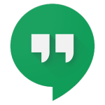google hangouts for text messaging