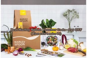 Best Marley Spoon Voucher Code