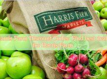 Harris farm discount codes 2017