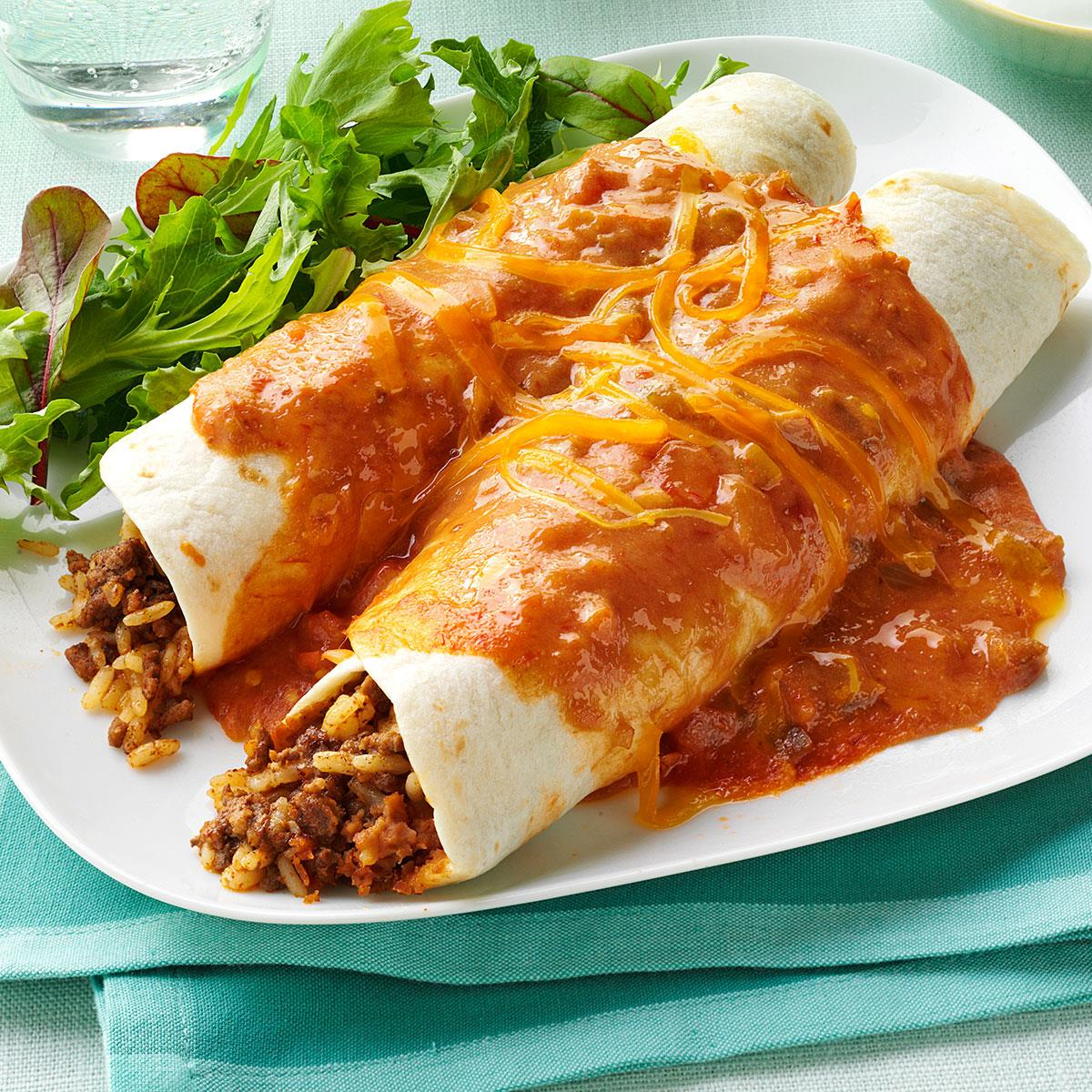 Garlic Beef Enchiladas Recipe: Dinnerly Promo Code: $15 Off & Coupon Verified August 2019