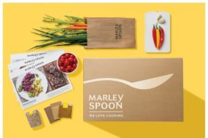 Marley Spoon Promo Codes and Discount Codes Australia