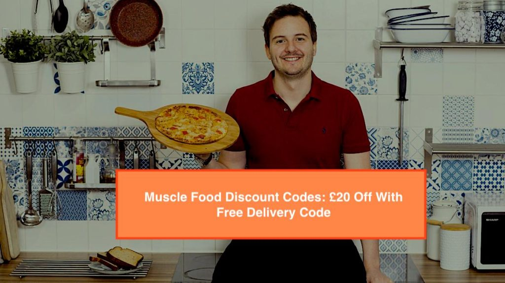 Muscle Food Free Delivery Code