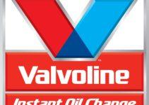 Valvoline Coupon 19.99 Instant Oil Change