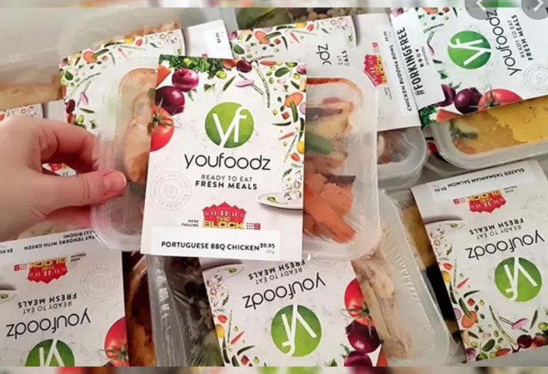 Youfoodz meal delivery service discount codes