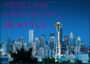 Craigslist Seattle: 10 Most Weird Things to Buy There