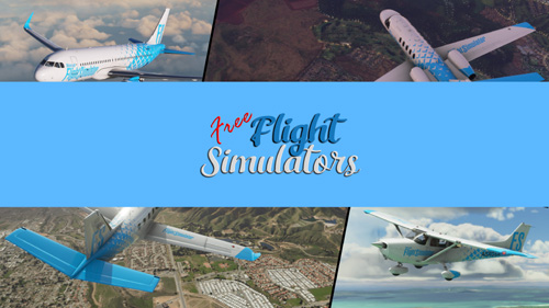 free flight simulators